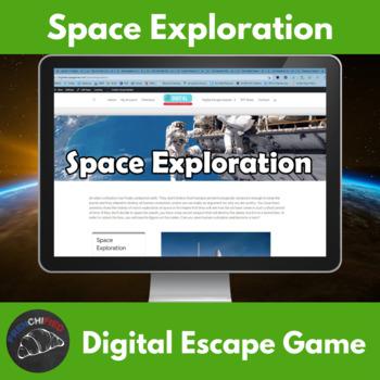 Space Exploration - Digital Escape
