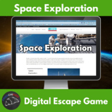 Space Exploration - Digital breakout