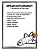 Space Exploration {Game Boards}