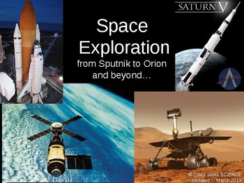 Space Exploration History and Beyond...