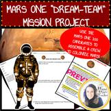 Mission To Mars Activity - 2 Part Astronomy Lesson Bundle