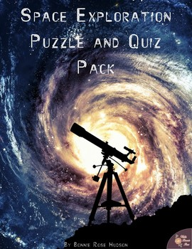 Space Exploration: Puzzle and Quiz Pack