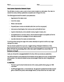 Space Exploration Research Assignment