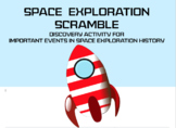 Space Exploration Scramble