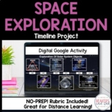 Space Exploration Timeline Project Distance Learning