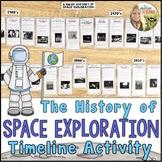 Space Exploration History Timeline Activity