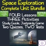 Space Exploration Unit Bundle: No Prep, Complete 15 Day Unit!