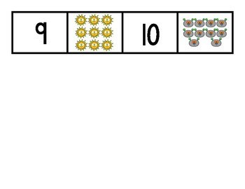 Space Face Number Matching Game