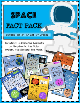 Space Fact Pack
