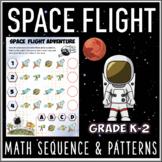 Space Flight 2020 - Math Sequences & Patterns - Digital Resources