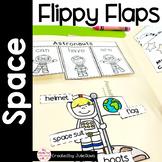 Space Activities Interactive Notebook Lapbook