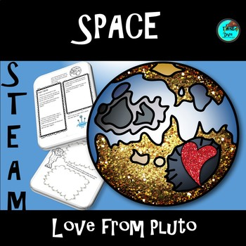 STEM Space -  From PLUTO with LOVE