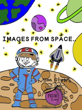 Space Girl/Space Boy CLIPART and then some!