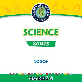 Space Gr. 5-8 - BONUS WORKSHEETS