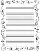 Space Handwriting Paper