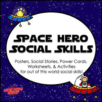 Space Hero Social Skills