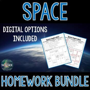 Space Homework