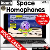 Space Homophones: Set 2