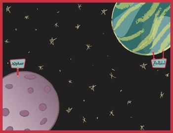 Space Hopping: Planet Crossing Logic Problems