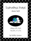 Space Instructional Packet-Worksheets, Quizzes, Study Guides, & Projects-VA SOL