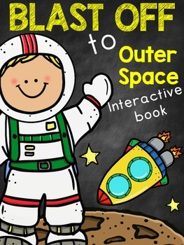 Space Interactive Book
