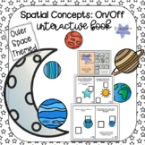 Space Interactive Book: Spatial Concepts: On/Off