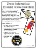 Space Interactive Internet Scavenger Hunt