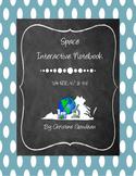 Space Interactive Notebook - Virginia 4th Grade SOL Unit -