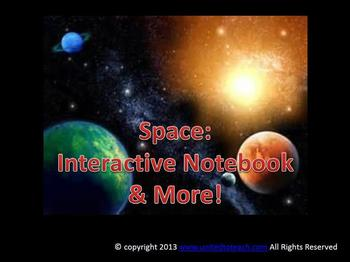 Space: Interactive Notebook with labs
