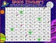 Space Invaders: 100 Chart Game