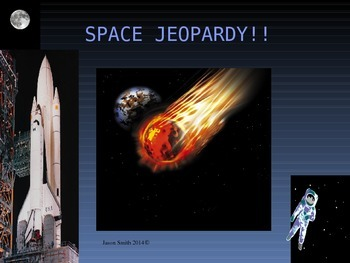 Space Jeopardy