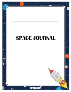Space Journal to Accompany the National Geographic Kids First Big Book of Space