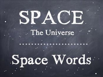 Space Key Words PowerPoint