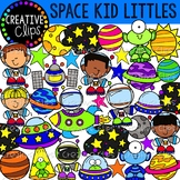 Space Kid Littles {Creative Clips Clipart}