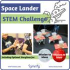 STEM Space Lander Math & Engineering Activity (Ratios & Algebra)