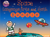 Space Language Arts and Math Bundle!
