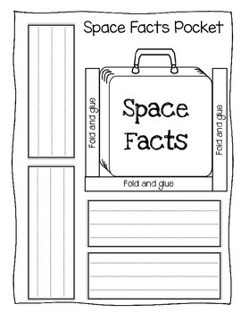 Space Lapbook