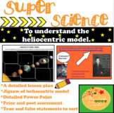 Space Lesson: Powerpoint and Printables