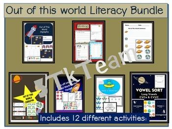 Space Literacy Bundle