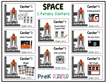 Space Literacy Centers