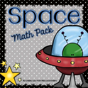 Space Math Pack