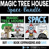 Space Magic Tree House Bundle Distance Learning