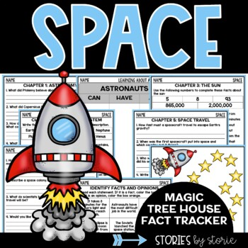 Space (Magic Tree House Fact Tracker & Nonfiction Companion)