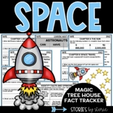 Space Magic Tree House Fact Tracker Distance Learning