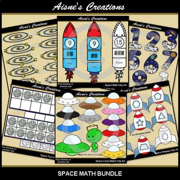Space Math Bundle