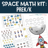 Space Math Pack for Preschool