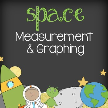 Space Measurement - Measure Space Objects and Graph to compare!