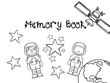 Space Memory Book