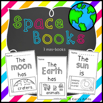 Space Mini-Book