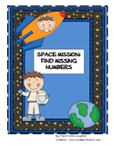 Space Mission: Find Missing Addends